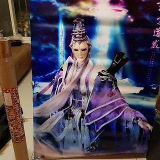 【布袋戲】霹靂布袋戲  海報:蒼