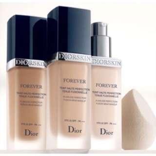 Dior超完美持久粉底液
