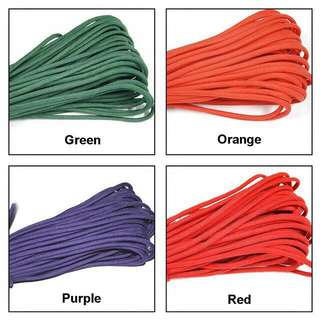 100ft (30m) 550 Paracord (7 Inner Strands)
