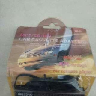 Mp3汽車卡夾轉播器