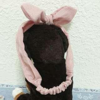 🚚 可愛造型鬆緊髮帶