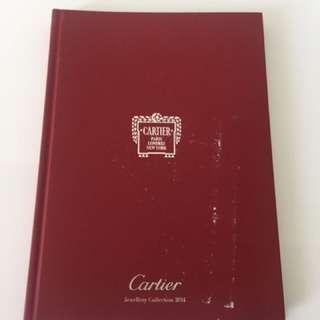Cartier Catalog 2014