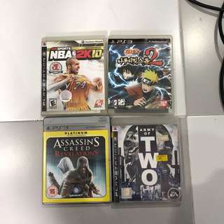 PS3 games for sale !