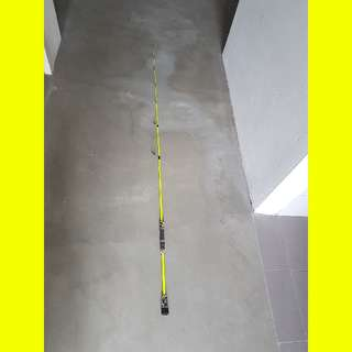 Custom Fishing Rod, Clearing Off At Low Price