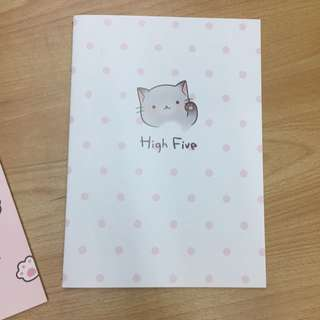 Cat Notebooks