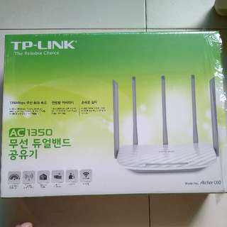 TP-LINK AC1350 Wireless Dual-Band Router