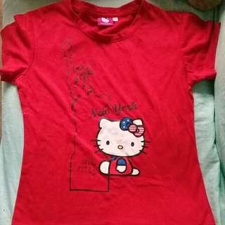 Hello Kitty Shirt For Kids