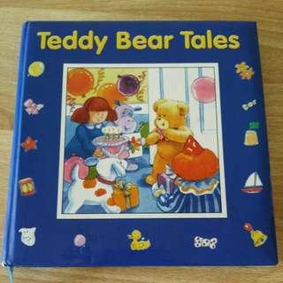 Teddy Bear Tales Book
