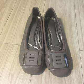 Belted Flats