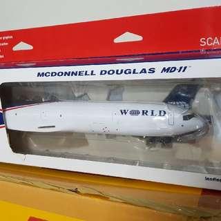 Hogan 1/200 World Airways MD-11