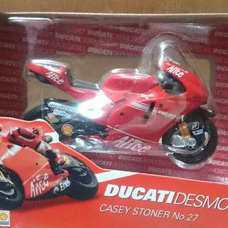 Shell Collectible - Ducati