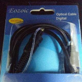 全新 影音數碼光纖線 Digital Optical Cable