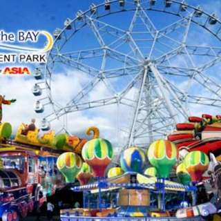 Sm Moa Amusement Park At The Bay Ticket