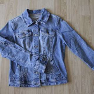 Mango denim jacket (M)