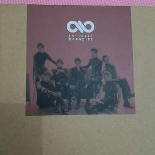 CD Special Package Infinite Paradise Album
