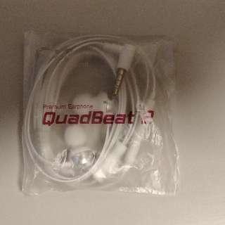 LG Premium Earphone QuadBeats 2