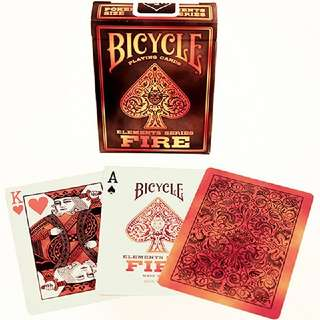 🚚 BICYCLE FIRE DECK