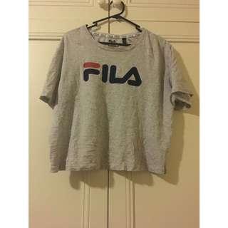 FILA crop top