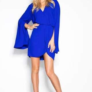 Sheike Voltage Dress Size 10