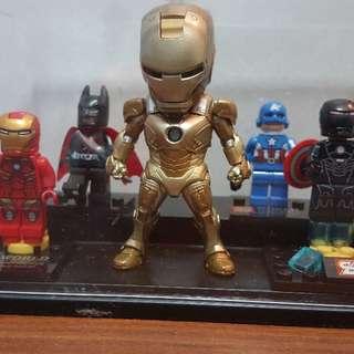 Ironman Midas Mark 21 with Lego