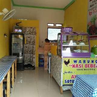 Over Kontrak Dan Usaha Warung Soto Ayam Bakar !! BU