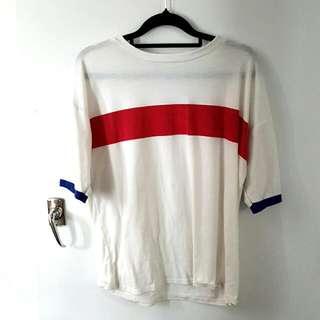 Colour Strip Tshirt