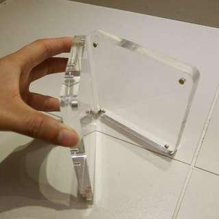 水晶膠相架