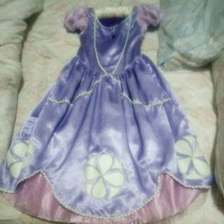 Disney's Princess Sofia's Reversible Dress