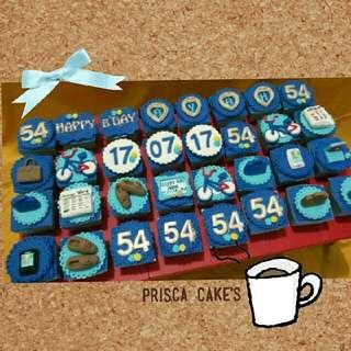 Bdaycakes, Cupcakes...