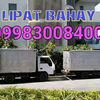 Lipat Bahay Movers Trucking Services
