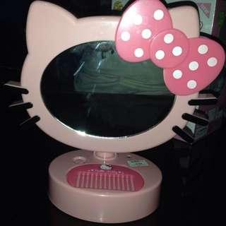 Hello Kitty Mirror/Lamp Shade