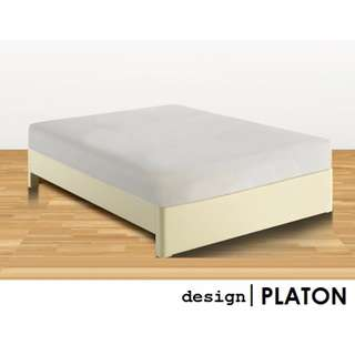 PLATON wooden bed frame