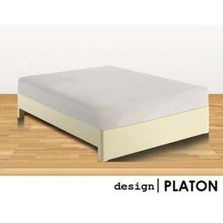 PLATON wooden bed frame