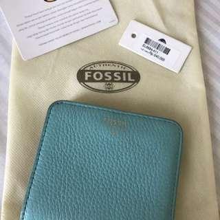 Fossil Sydney Bifold Air Blue