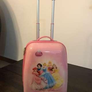 Princess Kids Luggage