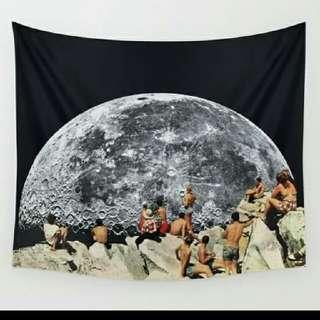 Moonrise Tapestry