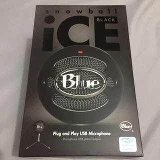 (BN) Blue Snowball Microphone