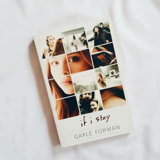 🚚 [new!] If I Stay - Gayle Forman