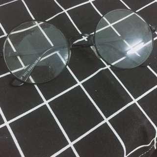 圓框眼鏡☺️