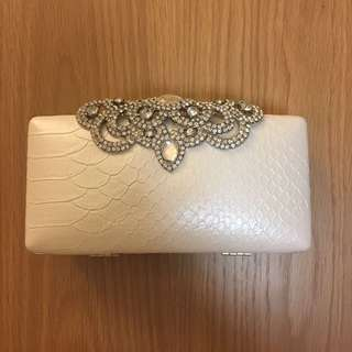 Forever new Clutch With Strap