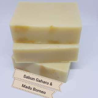 AMALIA Agarwood Borneo Honey Skin-rejuvenating Soap