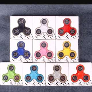 Brand New Spinners