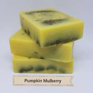 AMALIA Pumpkin Mulberry Soap