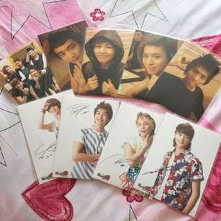 SHINee Picture Cards 😊