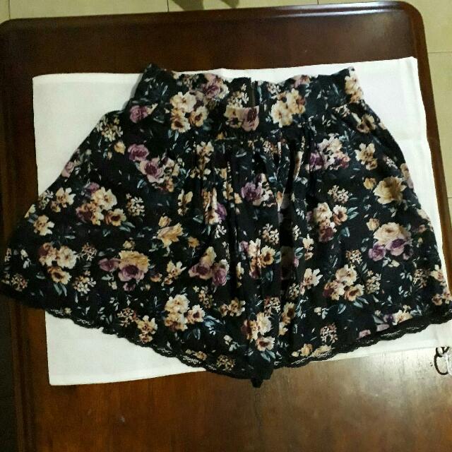 3 pcs skirt branded