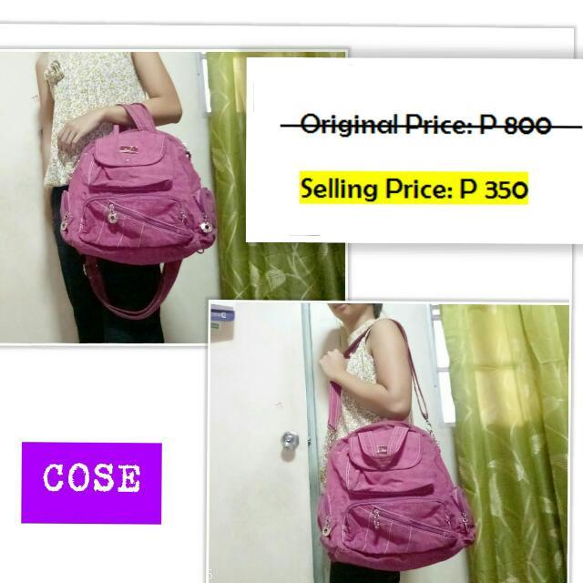 3 way Bag Cose