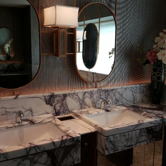 經典酒店的廁所