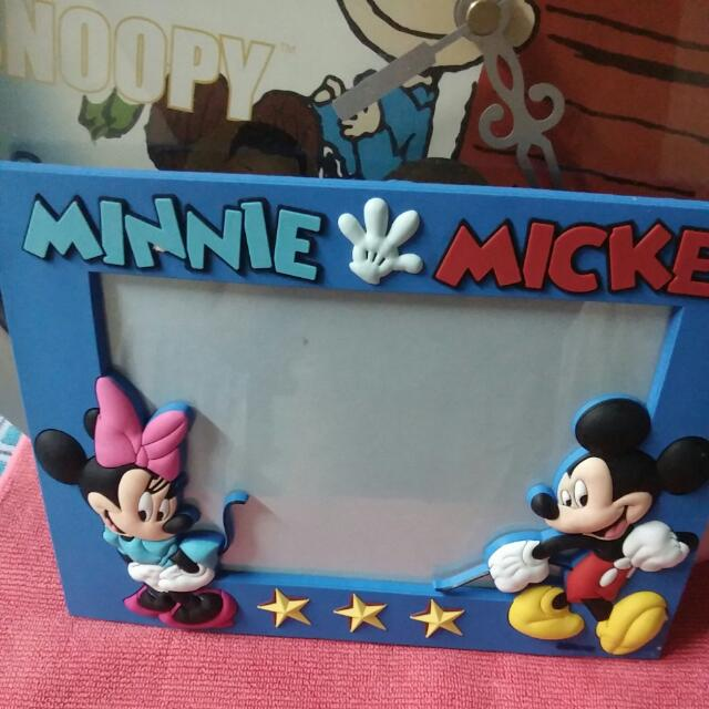 🌺迪士尼米老鼠相框