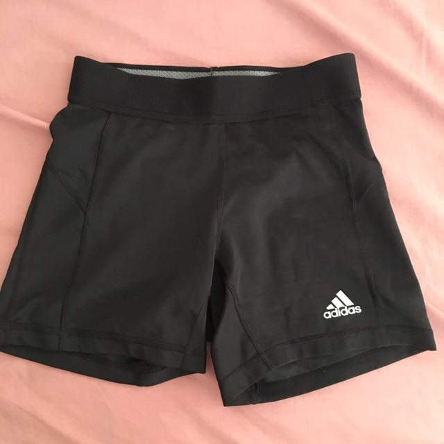 Adidas Short Tights Size Xs