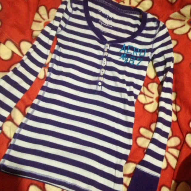 Authentic Aeropostale  (long sleeves)